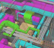 3D MEP Modelling
